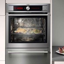 Die Zutaten werden im Vakuumbeutel bei 100% Dampf schonend gegart und behalten somit 100% Geschmack