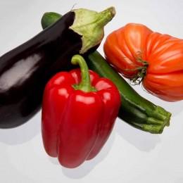 Wertvolle Vitamine und Geschmack des Gemüses bleiben bei Sous vide-Verfahren erhalten