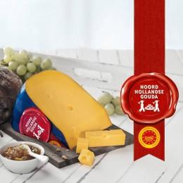 Die exklusive Herkunft von Noord Hollander wird durch das rote EU-Siegel garantiert