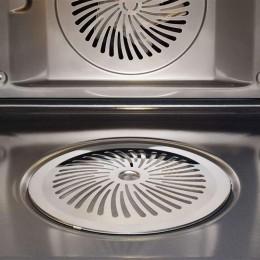 Der Verdampfer im Inneren des ProCombi Multi-Dampfgarers sorgt die die nötige Portion Dampf