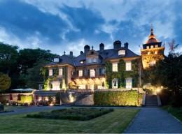 Das Schlosshotel Lerbach
