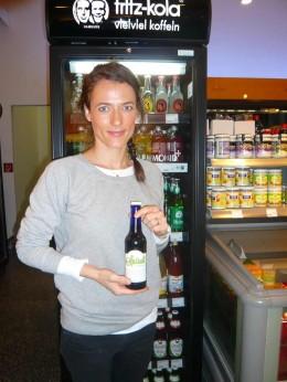 Helen Unsinn, Geschäftsführerin Veganz Hamburg
