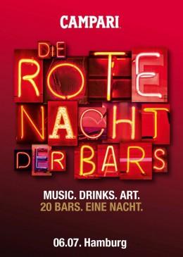 Die rote Nacht der Bars von Campari - Musik, Dirks und Musik