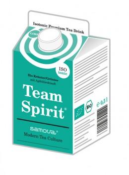 Team Spirit: Kalter Teegenuss