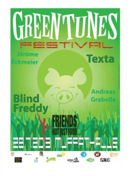Tiere sind Freunde: Greentunes Festival 2013