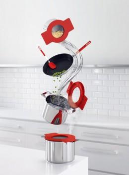 Neues Kochgeschirr von Eva Solo: Gravity