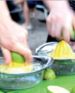 Limonaden selber machen mit LemonAid