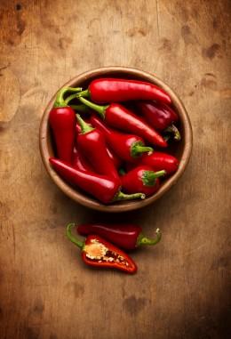 Chili-Schoten