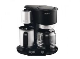 2-in-1-Kombi von Krups: Caffee Latte und Filterkaffe