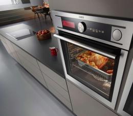 Braten, Backen, Kochen, Dampfgaren – der ProCombi Multi-Dampfgarer ist ein echtes Multi-Talent