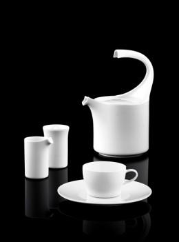 It's Teatime: Fürstenberg Aurèole Tee-Set
