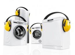Besonders leise Haushaltsgeräte: Die Bosch SilentEdition