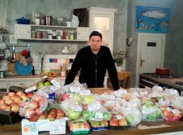 Der grosse Lebensmittel-Check mit Tim Mälzer: Äpfel