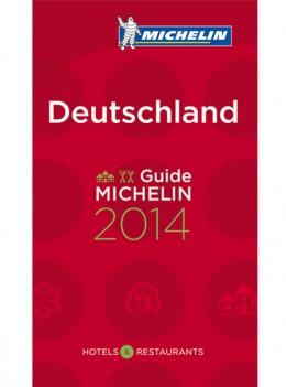 Der neue Michelin Guide Deutschland 2014