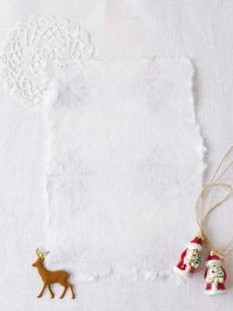 Menüplaner Weihnachtsmenü aus dem Garten