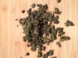 Oolong-Tee vor dem Aufguss