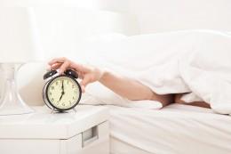 Der Abnehmerfolg ist von der Schlafdauer abhängig