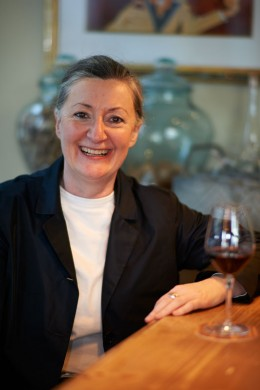 Getränke-Expertin Renate Frank
