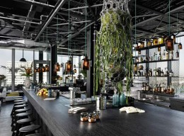 Die Bar im neuen 25hours Hotel in Berlin: Monkey Bar