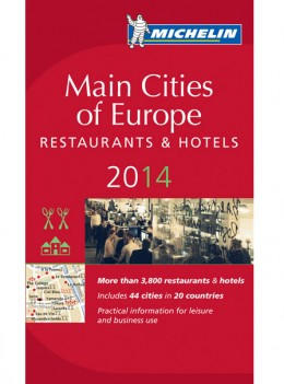 Main Cities of Europe 2014