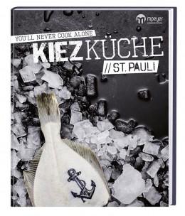 Buchcover Kiezküche St. Pauli