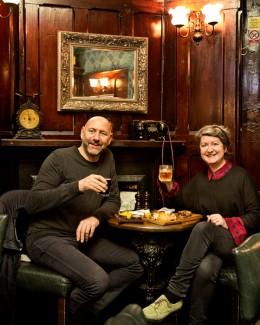 London Adam und Anna Koor