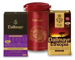 Dallmayr Grand Cru Yirgacheffe, Ethopian Crown und Ethiopia