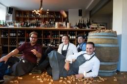 Kulinarische Reise Münster Restaurant Brust oder Keule