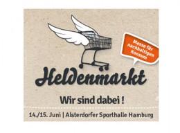 Jetzt auch in Hamburg: Der Heldenmarkt