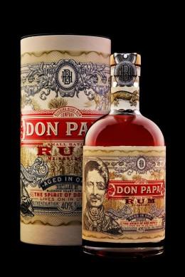 Schmeckt nach Revolution: Don Papa Rum