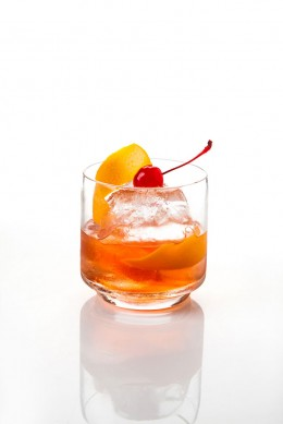 Old Fashioned mit Don Papa Rum