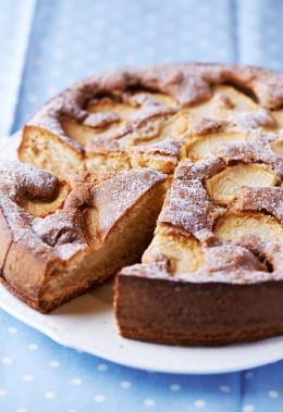 Feiner Apfelkuchen