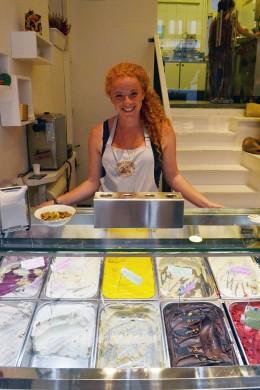 Kiezküche St. Pauli kulinarische Tour Eisladen Luicellas Ice Cream