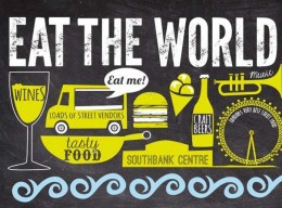Eat The World: Food Festival in London