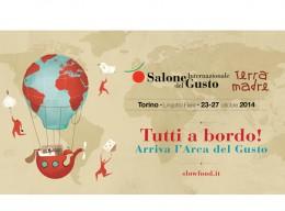 Salone del Gusto: Slowfood in Turin