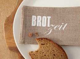 Leinenservietten von Tischwerk: Brotzeit