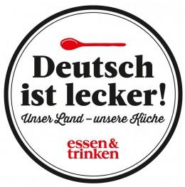 Deutsch ist lecker Logo