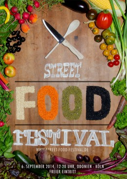 Street-Food-Festival-Köln-September-2014-Poster