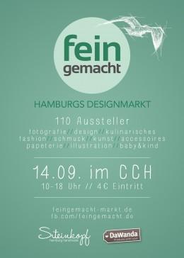 Feingemacht Designmarkt 2014