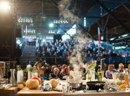 Kochshows auf der eat & STYLE in Hamburg; Köln, Berlin, München und Stuttgart