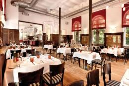 Jeunes-Restaurateurs-Restaurant-Kaiserbahnhof-Brühl-Interieur-Rudolf-Thewes