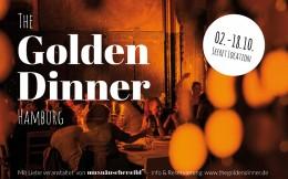 The Golden Dinner in Hamburg