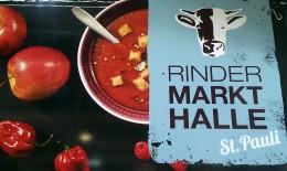 Rindermarkthalle Hamburg St. Pauli Plakat