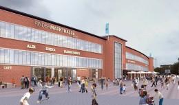 Rindermarkthalle St. Pauli Hamburg Mood