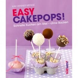 Buchcover Easy Cakepops von Kay-Henner Menge