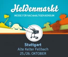 Heldenmarkt: Nachhaltig konsumieren