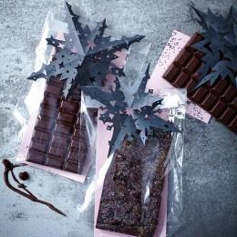 Selbstgemachte Schokolade et 12 2014