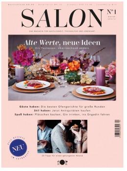 SALON: Das Magazin für Gastlichkeit, Tischkultur und Lebensart