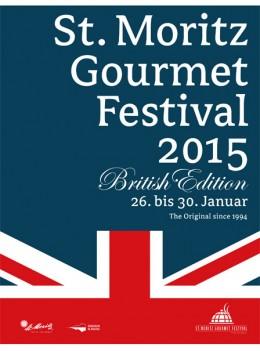 St. Moritz Gourmet Festival 2015: British Edition
