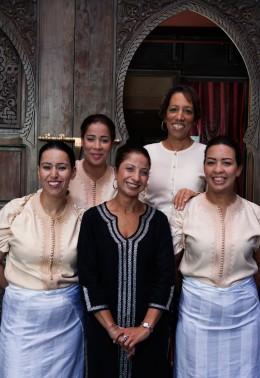 Marrakesch Restaurant Al Fassia gross
